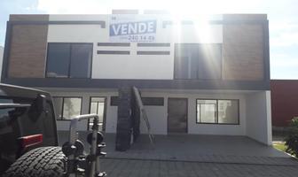Foto de casa en venta en mawenzi 6-8, llanos santa maría, san pedro cholula, puebla, 12959288 No. 01