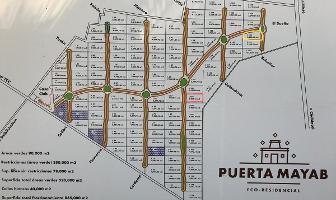 Foto de terreno habitacional en venta en  , maya, mérida, yucatán, 11812956 No. 01