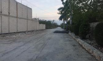 Foto de terreno habitacional en venta en  , mérida, mérida, yucatán, 11333693 No. 01