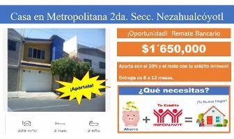 Foto de casa en venta en  , metropolitana segunda sección, nezahualcóyotl, méxico, 11940067 No. 01