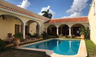 Foto de casa en venta en  , méxico norte, mérida, yucatán, 14051035 No. 01