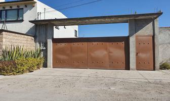 Foto de terreno habitacional en venta en miguel hidalgo , lázaro cárdenas, metepec, méxico, 6379818 No. 01
