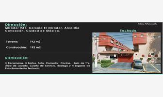 Foto de casa en venta en mirador 31, el mirador, coyoacán, df / cdmx, 9903920 No. 01
