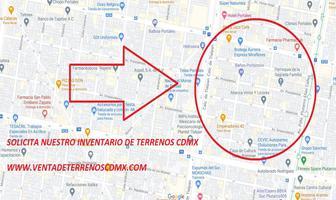 Foto de terreno habitacional en venta en miraflores 30, portales oriente, benito juárez, df / cdmx, 0 No. 01