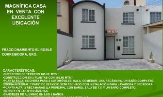 Foto de casa en venta en  , misión candiles, corregidora, querétaro, 7601306 No. 01