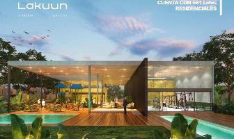 Foto de terreno habitacional en venta en  , misnebalam, progreso, yucatán, 12010689 No. 01