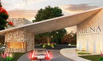 Foto de terreno habitacional en venta en  , misnebalam, progreso, yucatán, 14162507 No. 01