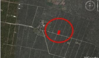 Foto de terreno habitacional en venta en  , misnebalam, progreso, yucatán, 14277218 No. 01
