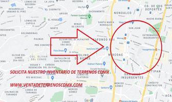 Foto de terreno habitacional en venta en mixcoac 30, insurgentes mixcoac, benito juárez, df / cdmx, 0 No. 01