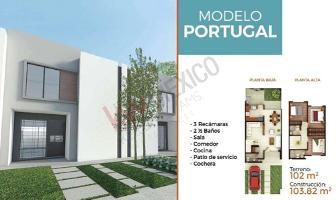 Foto de casa en venta en modelo portugal, fraccionamiento arcano residencial , valle de san isidro, soledad de graciano sánchez, san luis potosí, 9415521 No. 01