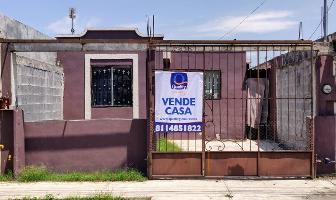 Foto de casa en venta en monte celeste , benito juárez centro, juárez, nuevo león, 14038301 No. 01