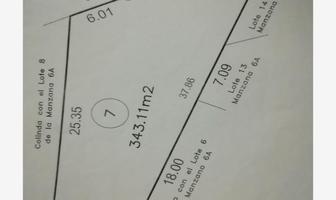 Foto de terreno habitacional en venta en monte magno 1, indeco animas, xalapa, veracruz de ignacio de la llave, 12694326 No. 01