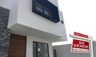 Foto de casa en venta en monte makalu , real de juriquilla (diamante), querétaro, querétaro, 0 No. 01