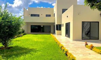 Foto de casa en venta en  , montebello, mérida, yucatán, 11271728 No. 01
