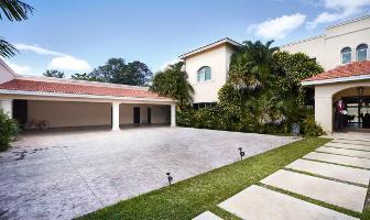 Foto de casa en venta en  , montebello, mérida, yucatán, 11952611 No. 01
