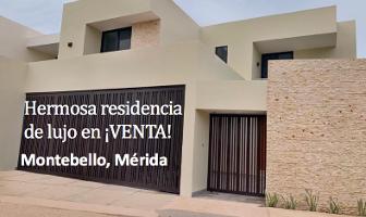 Foto de casa en venta en  , montebello, mérida, yucatán, 14092691 No. 01