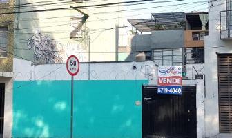 Foto de terreno habitacional en venta en monterrey 386, roma sur, cuauhtémoc, df / cdmx, 11333011 No. 01