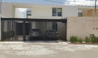 Foto de casa en venta en  , montes de ame, mérida, yucatán, 11747054 No. 01