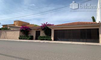 Foto de casa en venta en n n, fraccionamiento las quebradas, durango, durango, 17366534 No. 01