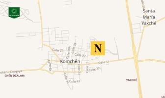 Foto de terreno habitacional en venta en n/a , komchen, mérida, yucatán, 14362082 No. 01