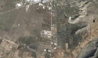 Foto de terreno habitacional en venta en s/n , agua nueva, saltillo, coahuila de zaragoza, 3995146 No. 01