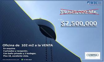 Foto de oficina en venta en  , napoles, benito juárez, df / cdmx, 11969550 No. 01