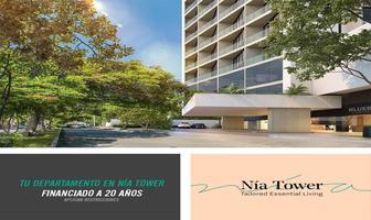 Foto de departamento en venta en nia tower , villas la hacienda, mérida, yucatán, 13927578 No. 01