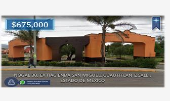 Foto de casa en venta en nogal 0000, ex-hacienda san miguel, cuautitlán izcalli, méxico, 0 No. 01