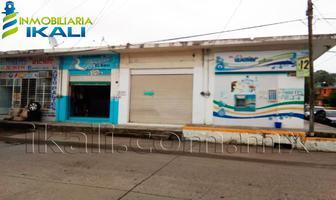 Foto de local en venta en nogal esquina palma s7n, chapultepec, poza rica de hidalgo, veracruz de ignacio de la llave, 5680208 No. 01