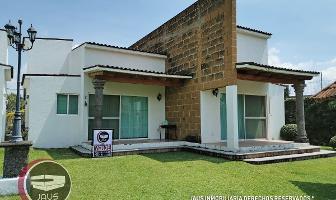 Foto de casa en venta en  , oaxtepec centro, yautepec, morelos, 0 No. 01