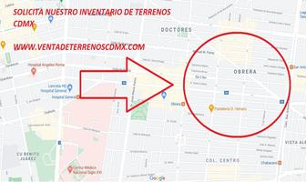 Foto de terreno habitacional en venta en obrera 30, obrera, cuauhtémoc, df / cdmx, 0 No. 01