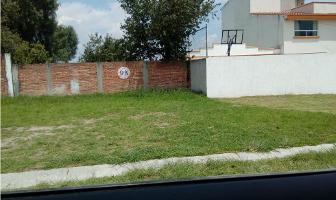 Foto de terreno habitacional en venta en  , ocotlán, tlaxcala, tlaxcala, 7671010 No. 01