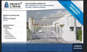 Foto de casa en venta en orquideas 1, san francisco cuautliquixca, tecámac, méxico, 0 No. 01