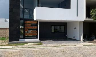Foto de casa en venta en p. nuevo león, privada monterrey ., lomas de angelópolis ii, san andrés cholula, puebla, 0 No. 01