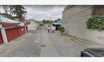 Foto de casa en venta en palma 00, lomas quebradas, la magdalena contreras, df / cdmx, 16092234 No. 01