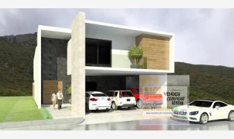 Foto de casa en venta en palmares 0, palmares 1er sector, monterrey, nuevo león, 8206108 No. 01