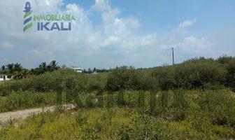 Foto de terreno habitacional en venta en  , palo blanco, tamiahua, veracruz de ignacio de la llave, 9501323 No. 01