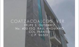 Foto de departamento en venta en  , paraíso coatzacoalcos, coatzacoalcos, veracruz de ignacio de la llave, 6432919 No. 01