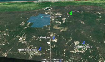 Foto de terreno industrial en venta en paraíso , progreso de castro centro, progreso, yucatán, 6770585 No. 01