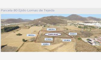 Foto de terreno comercial en venta en parcela 80, lomas de tejeda, tlajomulco de zúñiga, jalisco, 0 No. 01
