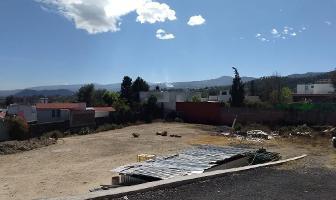 Foto de terreno habitacional en venta en  , parque del pedregal, tlalpan, df / cdmx, 0 No. 01