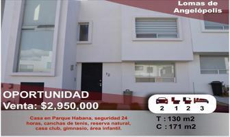 Foto de casa en venta en parque habana , lomas de angelópolis ii, san andrés cholula, puebla, 0 No. 01