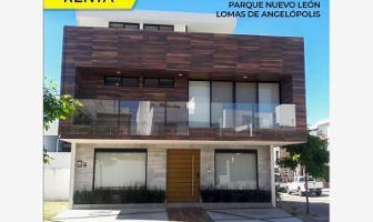 Foto de casa en renta en parque nuevo leon 12, lomas de angelópolis, san andrés cholula, puebla, 12622558 No. 01