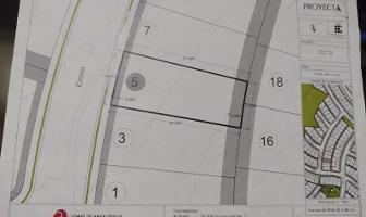 Foto de terreno habitacional en venta en parque rodas 1, lomas de angelópolis ii, san andrés cholula, puebla, 0 No. 01
