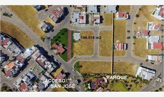 Foto de terreno habitacional en venta en parque san josé 1, lomas de angelópolis ii, san andrés cholula, puebla, 0 No. 01