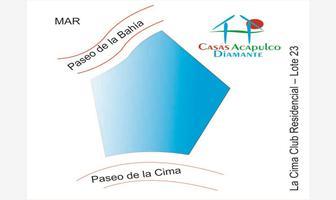 Foto de terreno habitacional en venta en paseo de la cima, la cima, parque el veladero la cima, la cima, acapulco de juárez, guerrero, 5589532 No. 01