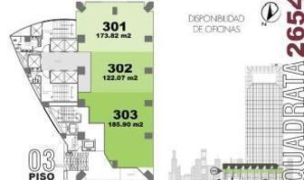 Foto de oficina en renta en paseo de la reforma , lomas altas, miguel hidalgo, df / cdmx, 13913013 No. 01