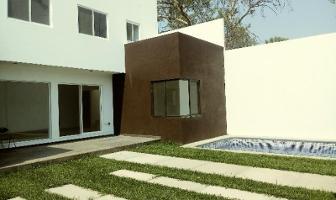 Foto de casa en venta en paseo de las fuentes 1, pedregal de las fuentes, jiutepec, morelos, 0 No. 01