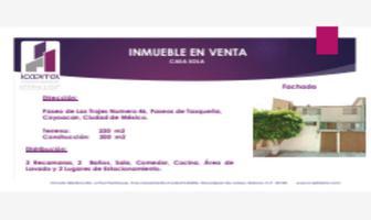 Foto de casa en venta en paseo de lops trojes 416, paseos de taxqueña, coyoacán, df / cdmx, 5935693 No. 01