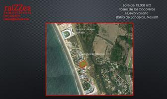 Foto de terreno habitacional en venta en paseo de los cocoteros , nuevo vallarta, bahía de banderas, nayarit, 6832043 No. 01